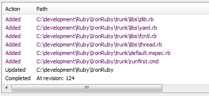 IronRuby Get Done